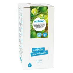 SODASAN Weichspüler Limette 5 Liter Bag in Box