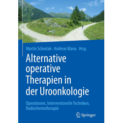Alternative operative Therapien in der Uroonkologie als Buch von