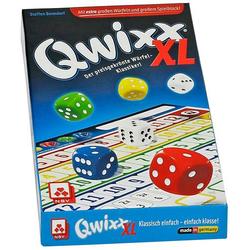 NSV Qwixx XL Klassisch einfach - einfach klasse! 4022