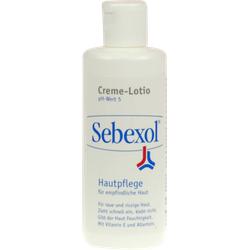 SEBEXOL Creme Lotio 150 ml