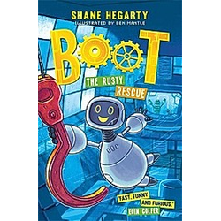 BOOT 02: The Rusty Rescue. Shane Hegarty  - Buch