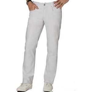 BP 1733-687-21-38/32 Jeans für Männer, Stretch-Stoff, 300,00 g/m2 Stoffmischung mit Stretch, weiß, 38/32