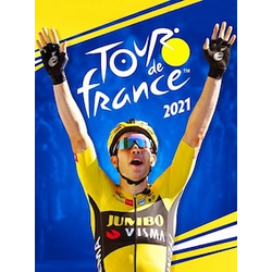 Tour de France 2021 (PC) - Steam Key - EUROPE
