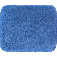Grund Melange Webstoff Jeansblau 50x60 cm