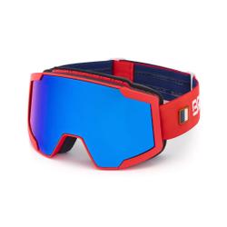 Briko - Lava 7.6 - France - Red Blue - Skibrillen