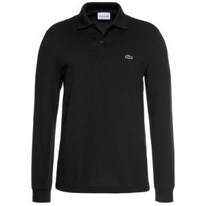Lacoste Langarm-Poloshirt Basic Style schwarz 11 (6XL)