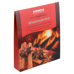 SENSENA Aromabadekissen Wintermärchen 50 Gramm