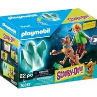 Playmobil SCOOBY-DOO! Scooby und Shaggy mit Geist 70287