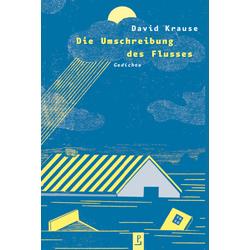 Die Umschreibung des Flusses als Buch von David Krause