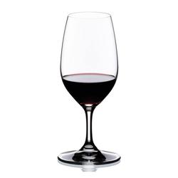 RIEDEL Glas Gläser-Set Vinum Bar Port 2er Set, Kristallglas