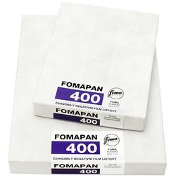 FOMA Fomapan 400 4x5 Inch/50 Blatt