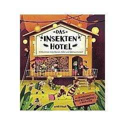 Das Insektenhotel. Petra Bartíková  Helena Harastová  Markéta Nováková  - Buch