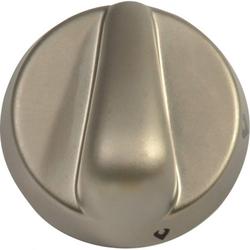 Bedienknopf, matt-nickel für Thetford-Kocher und Backöfen, 3 Stück