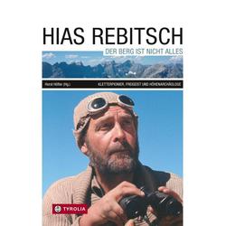 Hias Rebitsch als Buch von