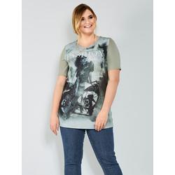 Shirt MIAMODA Pistaziengrün