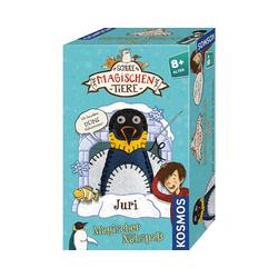 Kosmos Kinder-Nähmaschine Die Schule der magischen Tiere - Magischer blau
