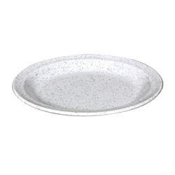 WACA Kuchenteller Waca Melamin Kuchenteller, Durchmesser 19,5cm grau