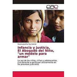 Infancia y justicia, El Abogado del Niño,