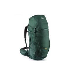 Lowe Alpine Reiserucksack Escape Trek 60:70 Backpacking-Rucksack M 76 cm grün