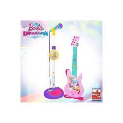 Barbie Saiten Gitarre mit Mikrofon