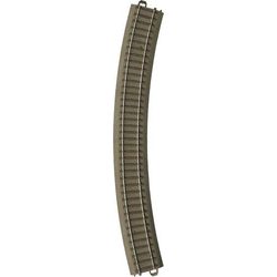 62430 H0 Trix C-Gleis Gebogenes Gleis 30° 579.3mm