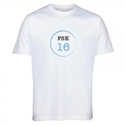 """T- Shirt Standard zum 16.Geburtstag """"FSK 16"""""""