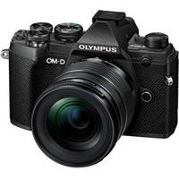 Olympus OM-D E-M5 Mark III schwarz + 12-45 mm Pro
