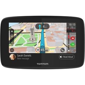 TOMTOM Navigationsgerät GO 520 (5 Zoll, Stauvermeidung dank TOMTOM Traffic, Karten-Updates Welt, Updates über Wi-Fi, Freisprechen)