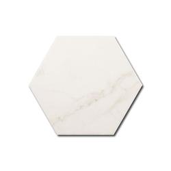 Carrara Hexagon Matt 17,5x20,0