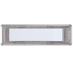 TCS Tür Control Klingeltaster-Namensschild E35934
