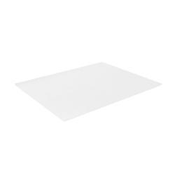 Backpapier Zuschnitte weiß, 57 x 78 cm, 500 Stk.