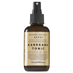 Triumph & Disaster Karekare Tonic Sea Salt Spray