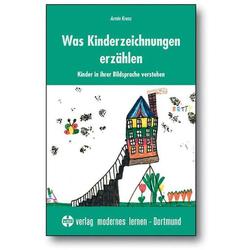 Was Kinderzeichnungen erzählen als Buch von Armin Krenz