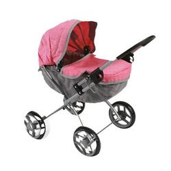 BAYER CHIC 2000 Puppenwagen LILLI Melange Pink