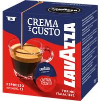 Lavazza Crema E Gusto Espresso 16 Kapseln