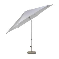 Elba Sonnenschirm rund mit Knickgelenk ohne Schirmständer