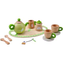 EverEarth® Spielgeschirr Teeservice, (Set), aus Holz