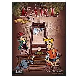 Karl - Paris  9.Thermidor. Patrick Kunkel  Eberhard Kunkel  Michael Apitz  - Buch
