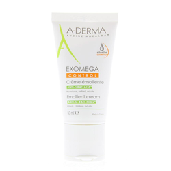 A-Derma Creme Exomega Control Crème Émoliiente Anti-Grattage