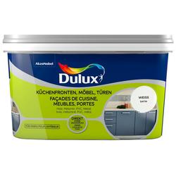 Dulux Holzlack Fresh Up, für Küchen, Möbel und Türen, weiß, 2 l