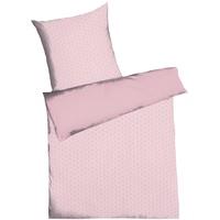 Kaeppel Moment Biber rosa 200 x 200 cm + 2 x 80 x 80 cm