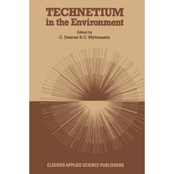 Technetium in the Environment als Buch von