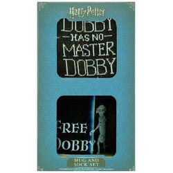 Harry Potter Dobby Becher und Socken Set