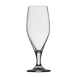 Stölzle Bierglas ISERLOHN (6-tlg), Kristallglas 200 ml - 18,4 cm