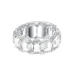 Swarovski Armband Millenia, Kristalle mit Oktagonschliff, 5599192, mit Swarovski® Kristall