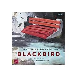 Blackbird  1 MP3-CD - Hörbuch