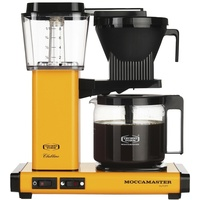 Moccamaster KBG 741 AO Yellow Pepper