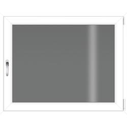 RORO Türen & Fenster Kellerfenster, BxH: 60x40 cm, ohne Griff