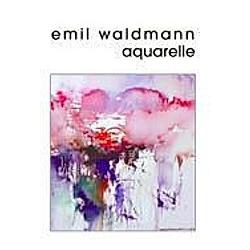 aquarelle. Emil Waldmann  - Buch