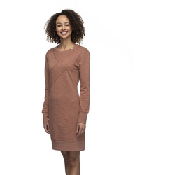 Kleid RAGWEAR - Catany Mocca (MOCCA) Größe: M